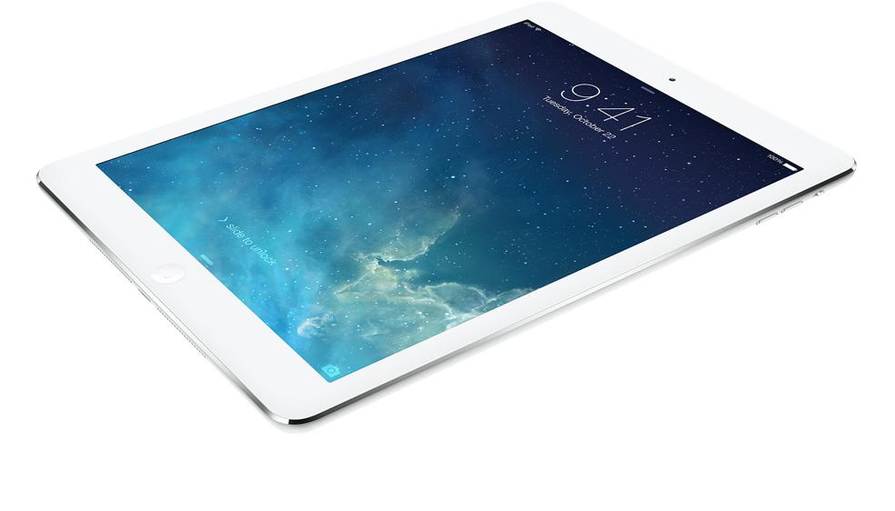 iPad Air is officially for sale in Nigeria