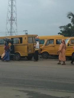 JonnyWaka Nigerian Traffic App