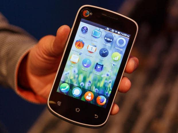 Mozilla plans $25 smartphone