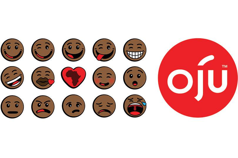 Afro Emoticons courtesy of Oju Africa