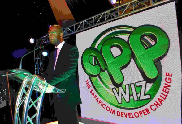 Safaricom Appwiz Challenge -Developer and apps competition Kenya