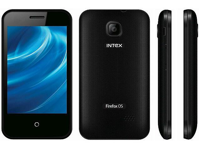 Intex has launched the first Firefox OS smartphone in India at $33