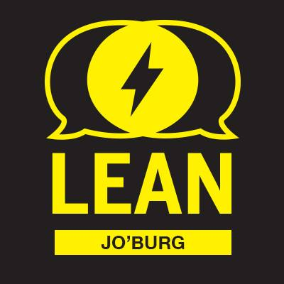 Lean Start Up coming to Johanessburg