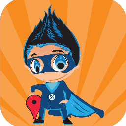 MySidekick Shopping App: our Super Hero flies around shops and malls to find you great specials, sales and events!