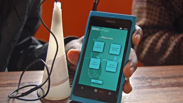 WinSenga; the mobile pregnancy tool kit from Uganda
