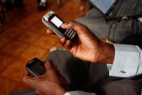 SMS, not apps, key to content distribution in Africa