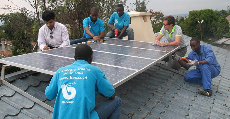 Bboxx monthly pay-as-you-go solar panel systems and solar-powered lights and electronics raises $3M series B funding