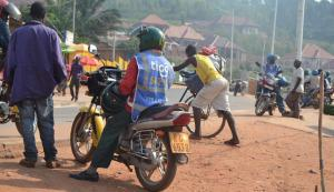 SafeMotos, a smartphone application which makes motos safer and more convenient in Rwanda