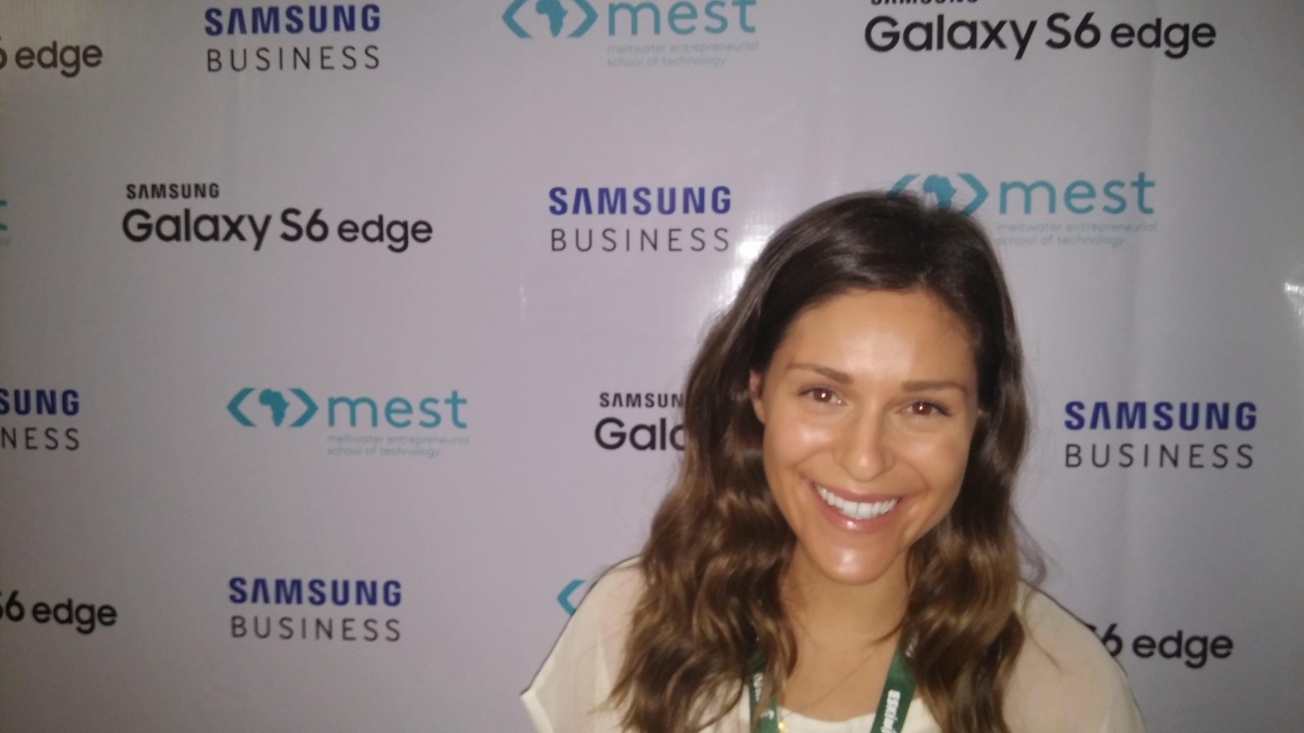 Katie Sarro, Director of Business Development, MEST
