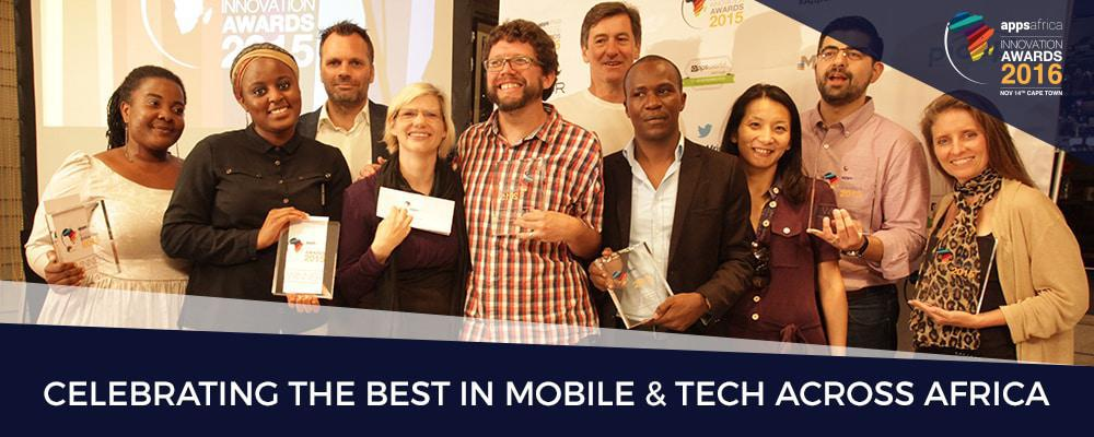 The Appsafrica.com Innovation Awards celebrate the best in mobile and tech from across Africa. Following the success of lasts years Awards which celebrated 10 winners from over 200 entries across 21 countries, applications are now open for 2016.