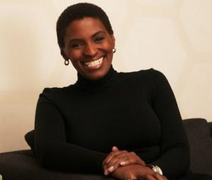 """Nunu Ntshingila, newly appointed Head of Africa at Facebook, said: """"At Facebook, we have a saying that we're only 1% done, and this couldn't be truer for Facebook in Africa"""