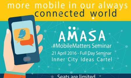 MobileMatters Seminar to look at our always-connected world