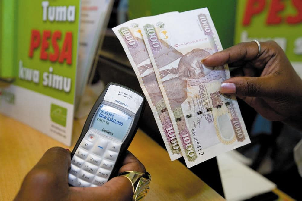 Catching up with Africa's digital payment revolution