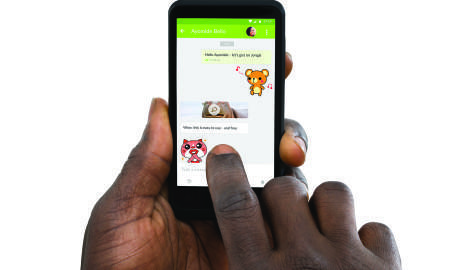 Jongla has launched the world's 'lightest' instant messaging service in Africa, using less bandwidth while enabling mobile users an opportunity to save on high data costs while still enjoying fun messaging with friends and family.