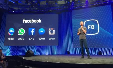 African developers take the world stage at Facebook's annual F8 conference