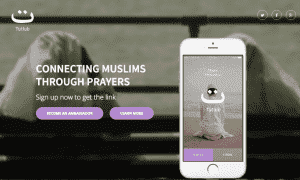 Tutlub Arabic social network where Muslims can connect with other Muslims