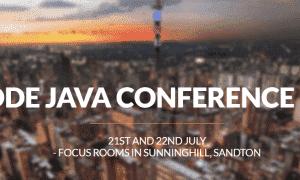 I Code Java 2016 Conference Johannesburg, South Africa