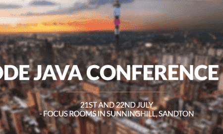 I Code Java 2016 Conference Johannesburg, South Africa