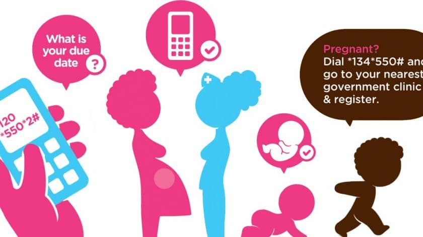 Messenger chatbot used to deliver maternal health and HIV information