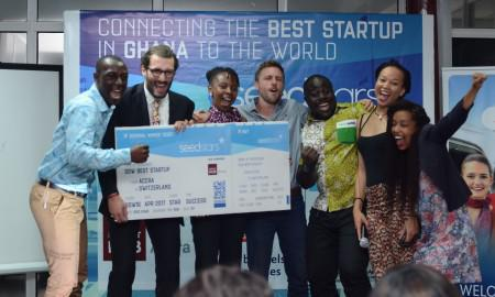 Chalkboard Education Wins Seedstars Accra