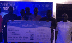 Health start-up Kangpe wins Seedstars Lagos