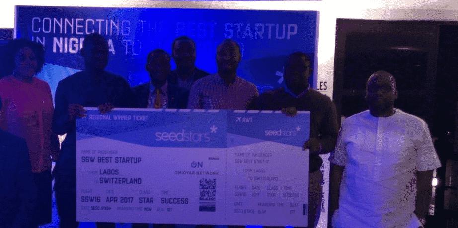 Health start-up Kangpe wins Seedstars Lagos