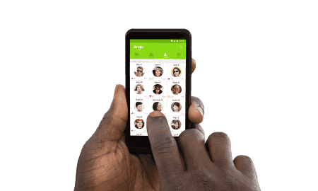 social & messaging solutions connecting Africans