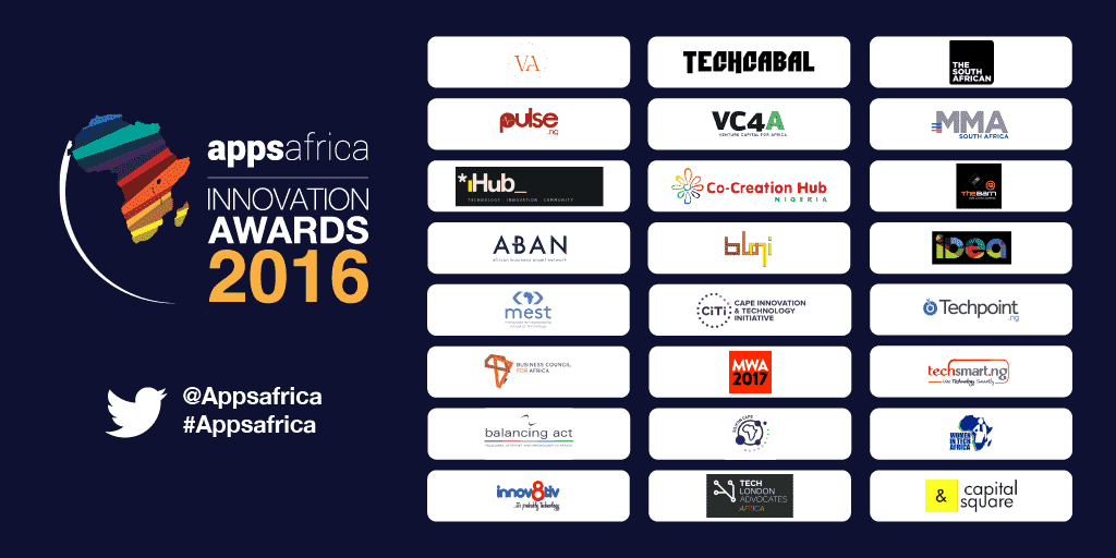 Appsafrica Award Partners