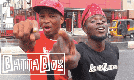 Battabox crew share their AppsAfrica Award win on the streets of Lagos