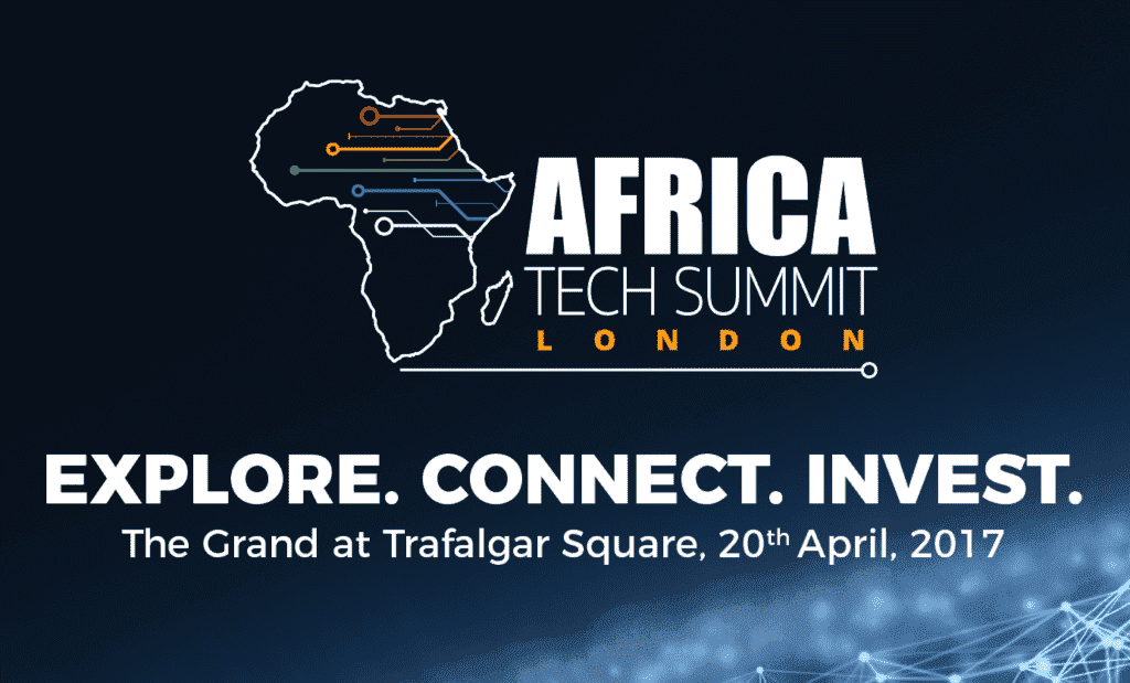 Africa Tech Summit London April 20th