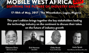 Two weeks to Mobile West Africa and WAMAS 2017