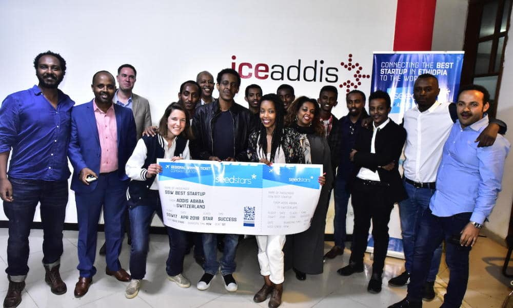 LangBot named most promising startup in Ethiopia