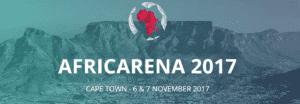 AfricArena November 2017 Cape Town
