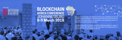 Blockchain Africa Conference 2018