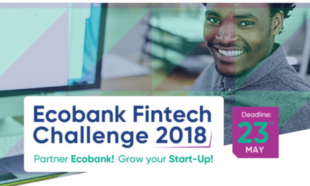 Ecobank Launches 2nd African Fintech Challenge