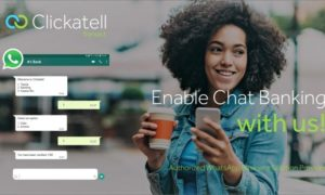 Clickatell and FirstBank Nigeria launch Chat Banking on WhatsApp