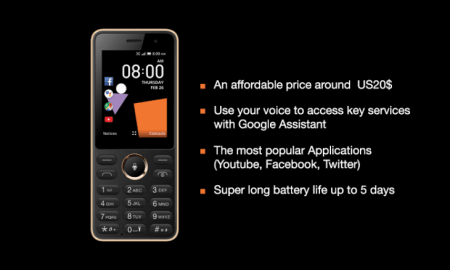 Orange launches US$20 handset with KaiOS for African markets
