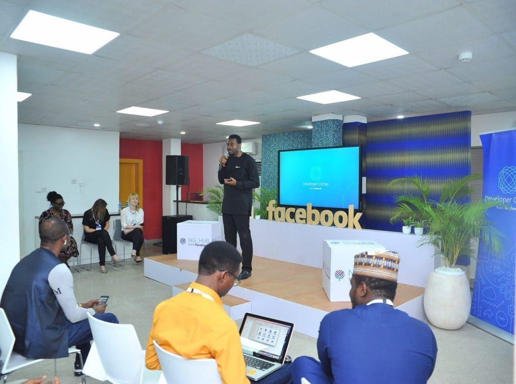 Facebook Celebrates One Year of NG_Hub