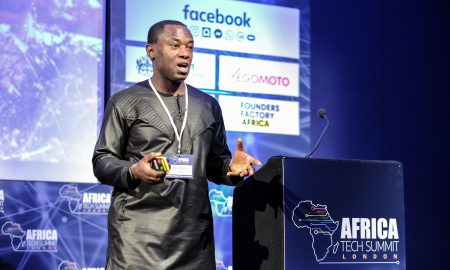 Video: Africa Tech Summit London