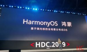 Huawei launches new operating system HarmonyOS which could replace Android