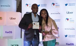 AppsAfrica Award Winner - Best Fintech Innovation
