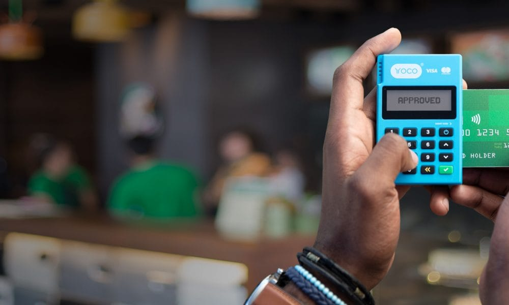 Yoco expands access to underserved small businesses with new card machine
