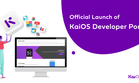 KaiOS Technologies Launches Developer Portal to Support Growing App Ecosystem