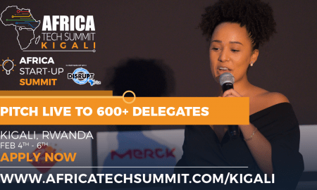 Applications to Pitch Live at the Africa Startup Summit are open
