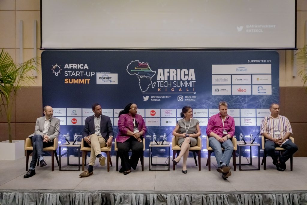 Investing in African startups and building the next generation