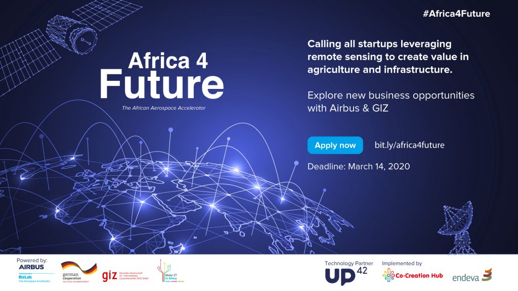 Applications open for Africa4Future program