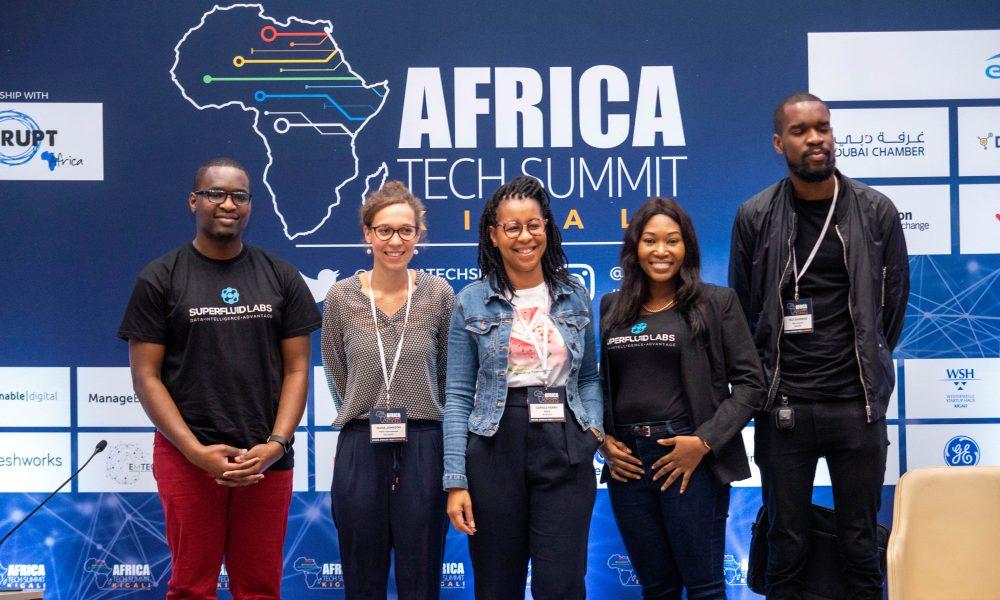 Superfluid Labs wins ENGIE Challenge at Africa Tech Summit Kigali