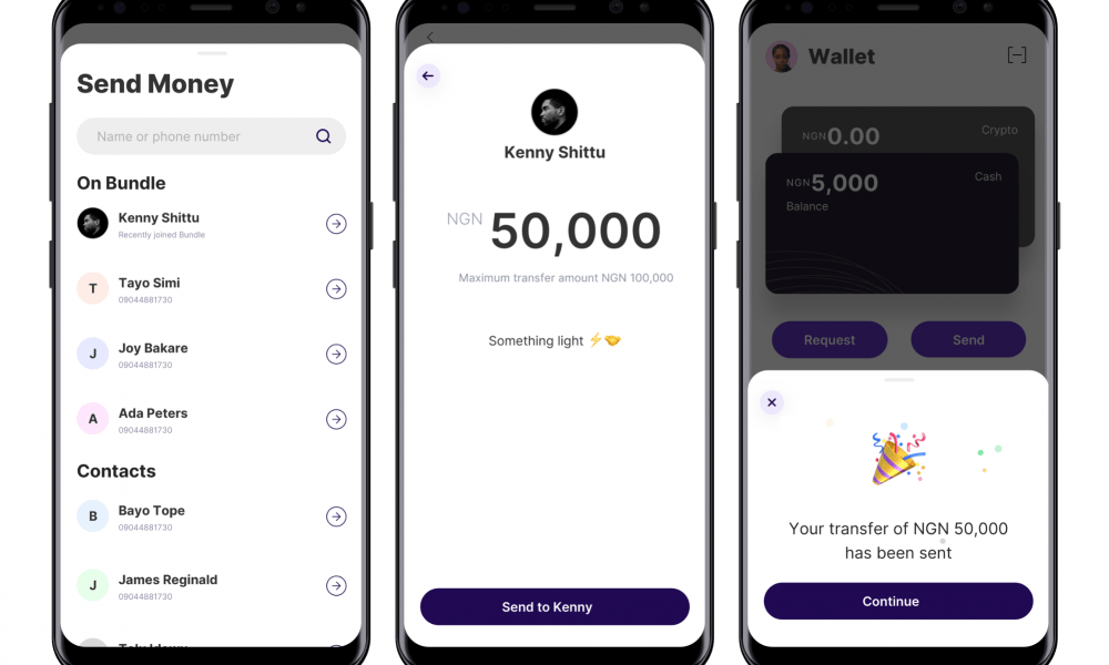 Cash and Crypto app Bundle launches in Nigeria backed by Binance