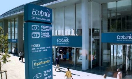 Ecobank Nigeria cuts charges for digital money transfers