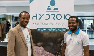 Kenyan water & utility startup HydroIQ launches smart billing App